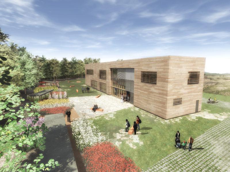 Školící centrum Podhůra