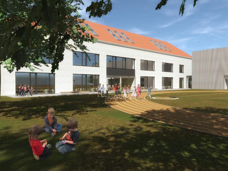 Škola Drahelčice